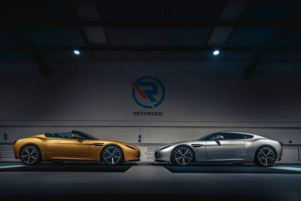 01 Hero - Aston Martin Vantage V12 Zagato Heritage TWINS by R-Reforged
