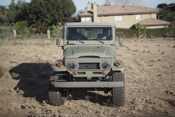 ICON-FJ44-Old-School-Edition-Front-Of-Vehicle-Full-View-Far-Away