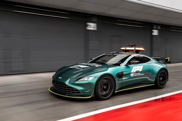 Aston Martin Vantage_Official Safety Car of Formula One_12