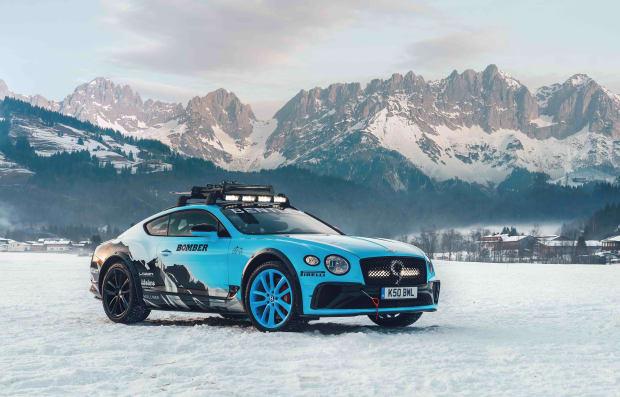 Ice Race GT - 1 - HERO