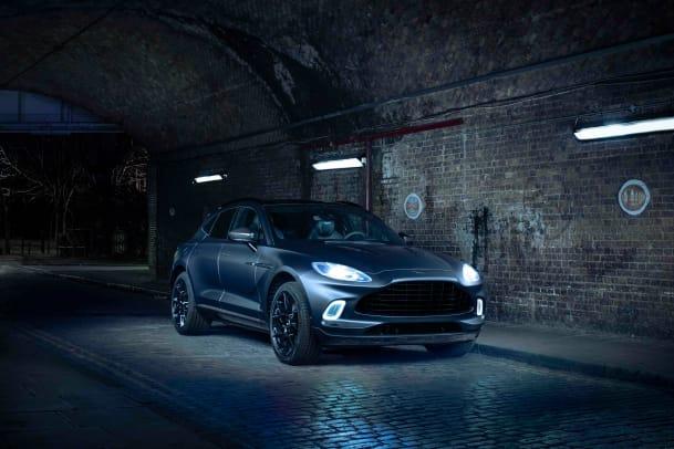 Aston Martin DBX x Q by Aston Martin (1)