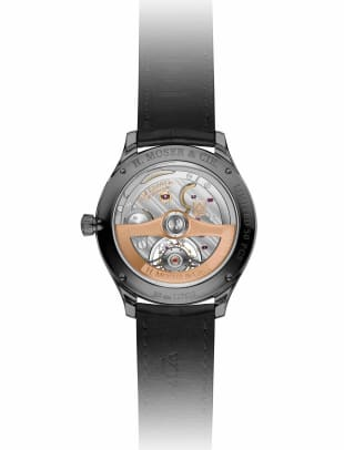 Endeavour Tourbillon Steel DLC Vantablack 1804-1206 BACK_white