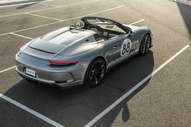 2019 Porsche 911 Speedster_Courtesy of Porsche Cars North America (5)