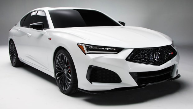 TLX Type S 10
