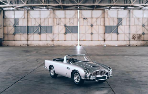 Aston Martin DB5 Junior No Time To Die Edition (10)