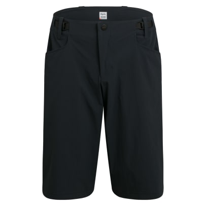 Trail Shorts - Anthracite _ Micro Chip-1