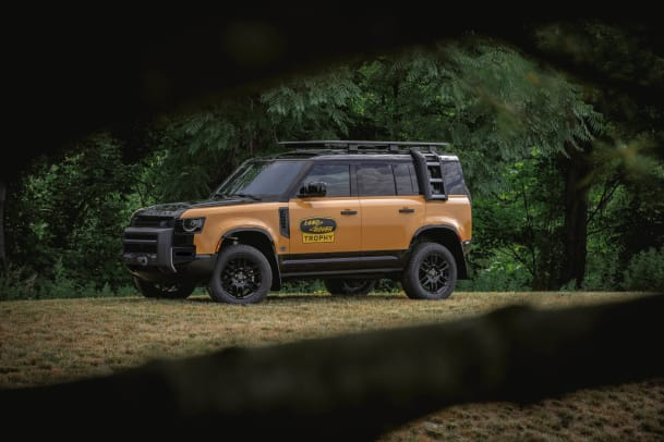 Defender Trophy1 with optional Winch installed – available as retailer installed accessory - supply limited_small