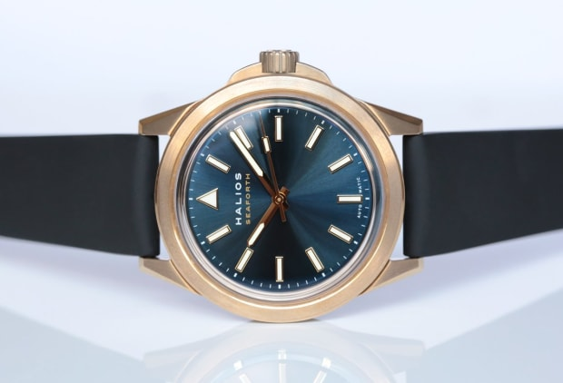 Halios coveted Seaforth now comes in bronze