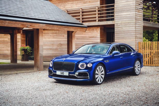 Bentley reveals the Flying Spur First Edition