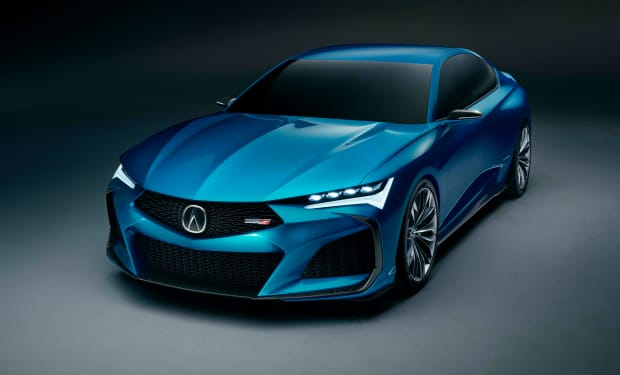 Acura resurrects the Type S performance range with a new sedan concept