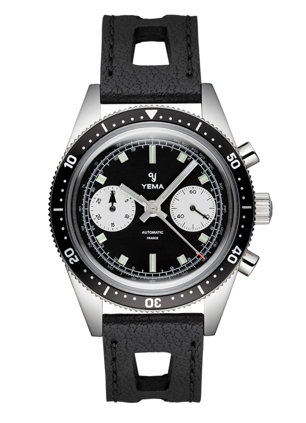 Yema's new Speedgraf combines a perfectly-sized chrono and the ...