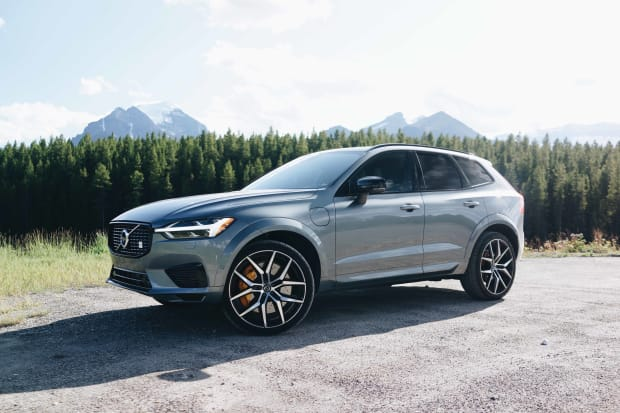 Volvos XC60 Polestar Engineered takes a more refined approach to the performance SUV