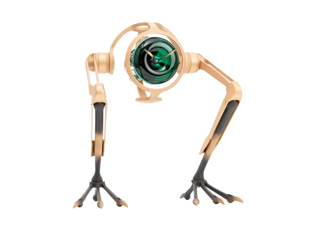 Massena LAB creates a bold statement piece in collaboration with MB&F and LEpée