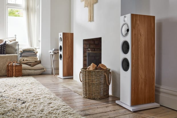Bowers & Wilkins launches the 600 Series Anniversary Edition