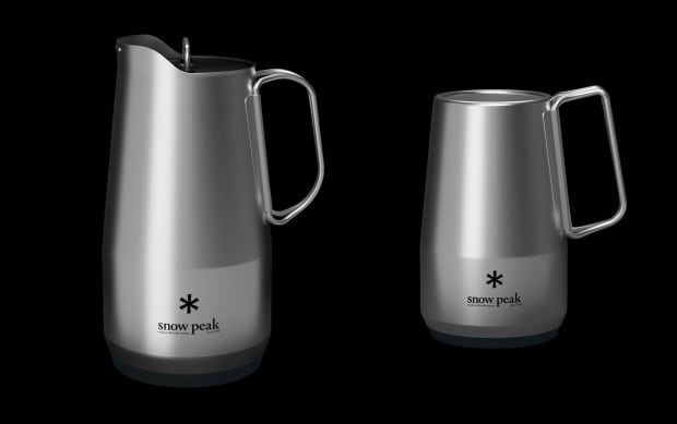 Snow Peaks newest beverage products are designed for the beer aficionado