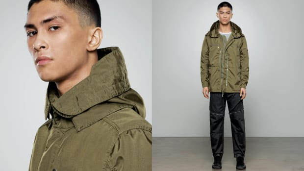 Stone Island releases its SS21 Shadow Project collection