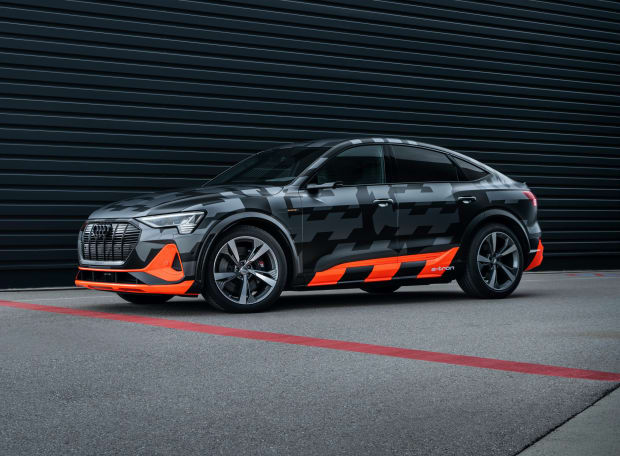 Audi announces S models for the e tron and e tron Sportback