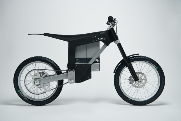 CAKE introduces its latest off road electric motorcycle, the Kalk INK