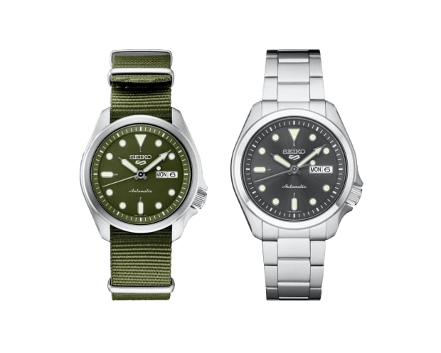 Seiko expands its Seiko 5 Sports line with a new 40mm model