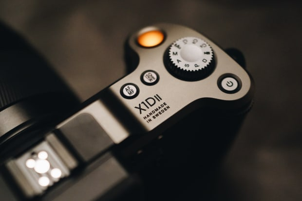 The Upgrade | Hasselblads X1D II 50C