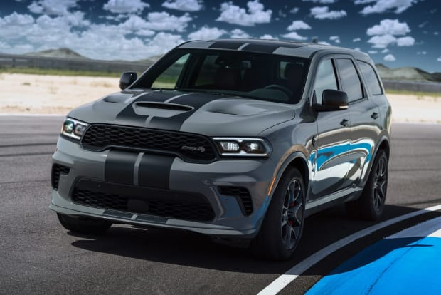 The 2021 Dodge Durango SRT Hellcat is the most powerful SUV in the world