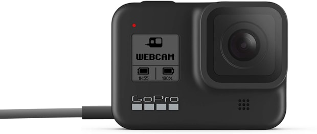 GoPro officially adds webcam support to its action cameras