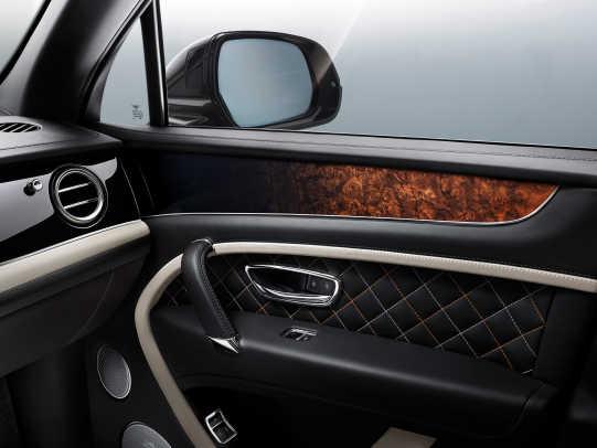 Bentayga Mulliner - The ultimate luxury SUV
