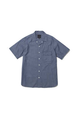 COVERALL SHIRTS SHORT SLEEVES_GO41802P_ID