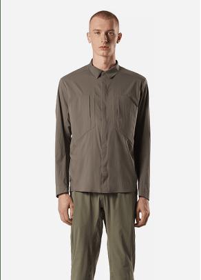 Demlo-Overshirt-Clay
