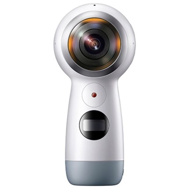 Samsung brings 4K to the new Gear 360
