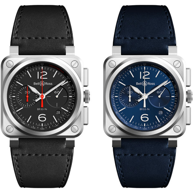 Bell & Ross dress up the BR 03-94
