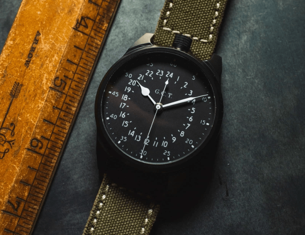 Vortic is turning vintage Army Air Corps pocket watches into stunning timepieces