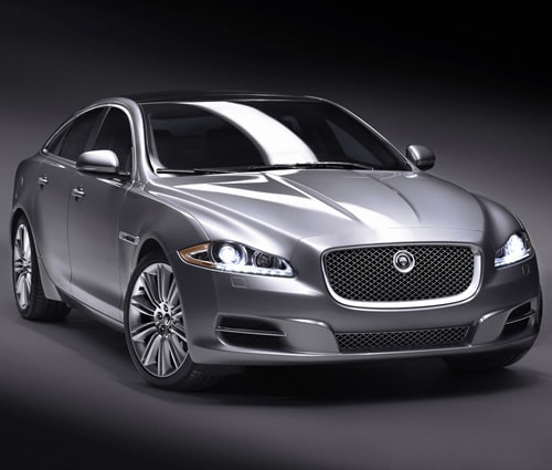 2010 Jaguar Xf Interior: 2010 Jaguar XJ