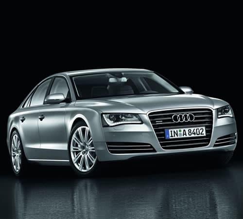2013 Audi A8 Interior: 2011 Audi A8