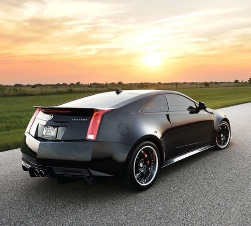 Twin Turbo Kit Cts V: Hennessey Performance CTS-V VR1200 Twin Turbo
