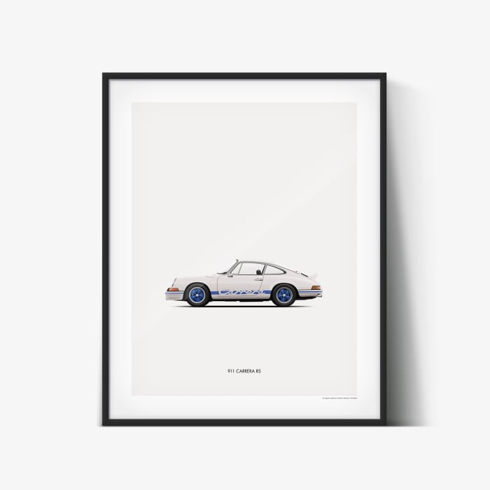 Petrolified's art prints celebrates some of our favorite four-wheeled beauties