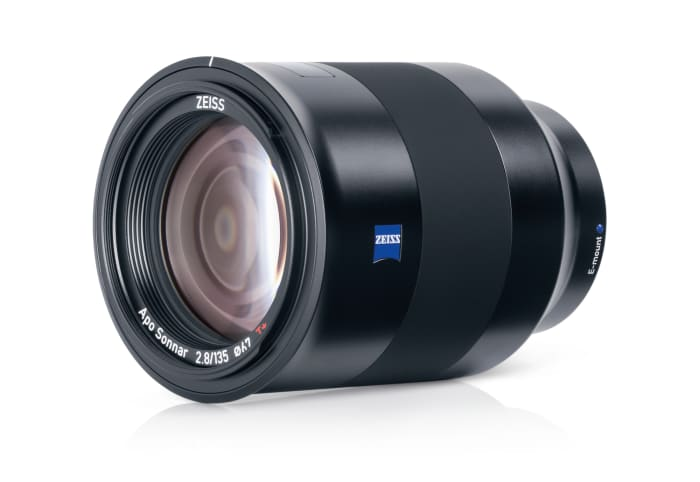Zeiss Releases The First 135mm For Sony S Full Frame E