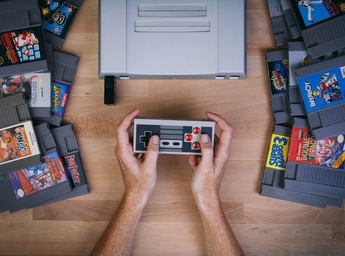 Analogue counters Nintendo with their Nt mini