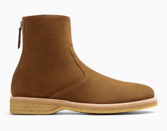 Form And Function Perfectly Combined: Want Les Essentiels' Stevens Boot Perfectly Combines Form