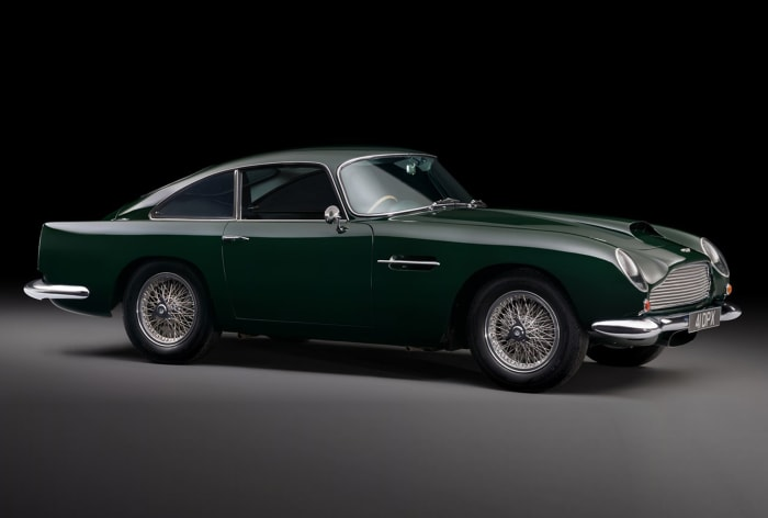 Peter Sellers' 1961 Aston Martin DB4GT is going up for sale this fall