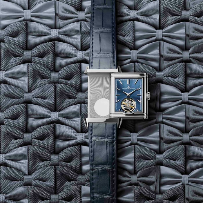 Jaeger-LeCoultre celebrates its 185th anniversary with the Reverso Tribute Tourbillon Duoface