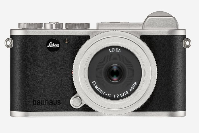 Leica celebrates 100 years of Bauhaus with a limited edition CL