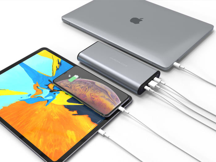 HyperJuice's 130W USB-C Battery might be the perfect battery for power users