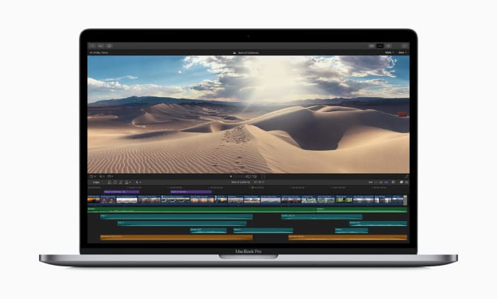 Apple introduces the first 8-core MacBook Pro