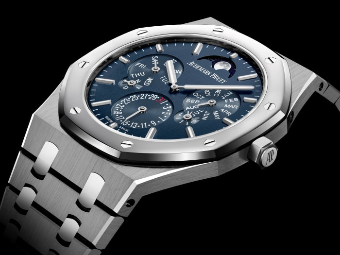 Audemars Piguet is bringing the world's thinnest Perpetual Calendar to production
