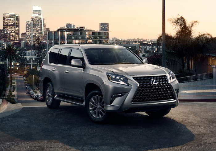 7 Passenger Suv >> Lexus gives the GX's off-road capabilities a big boost ...