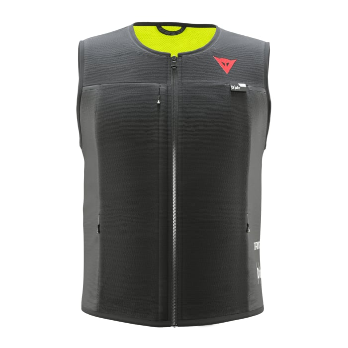 Dainese's Smart Jacket is an essential layer of protection for any motorcycle rider