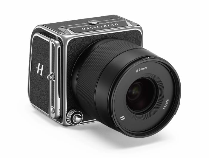 Hasselblad newest digital back and camera body are a digital tribute to its analog past