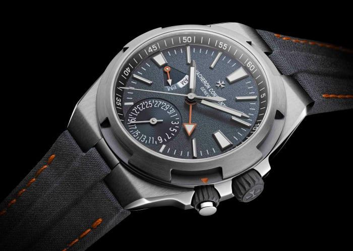 Vacheron Constantin built a new watch prototype for a trek up Mt. Everest