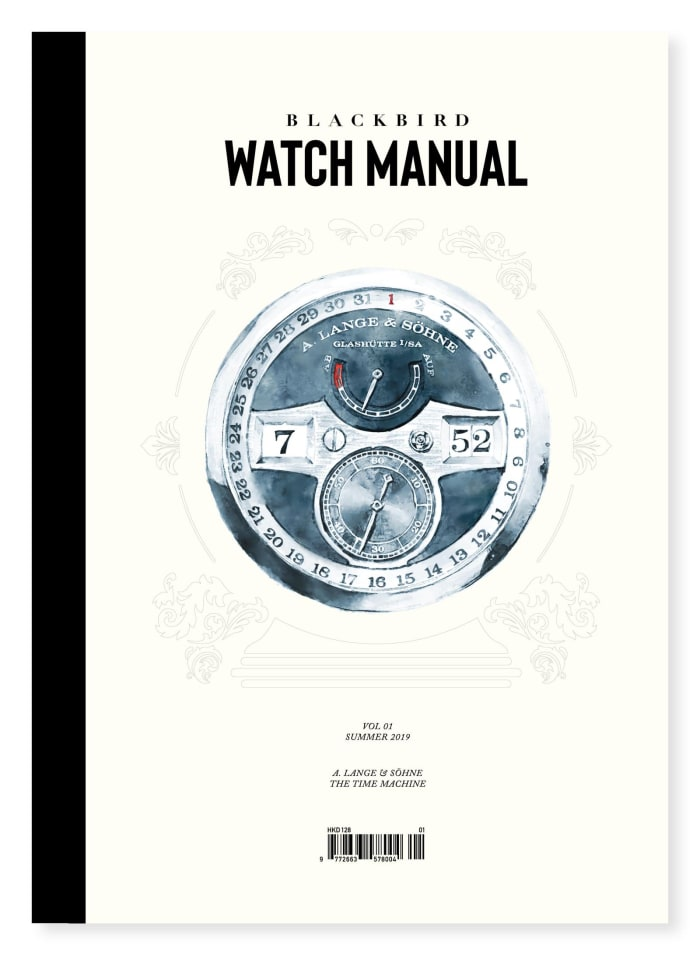 Blackbird launches its latest magazine, the Blackbird Watch Manual